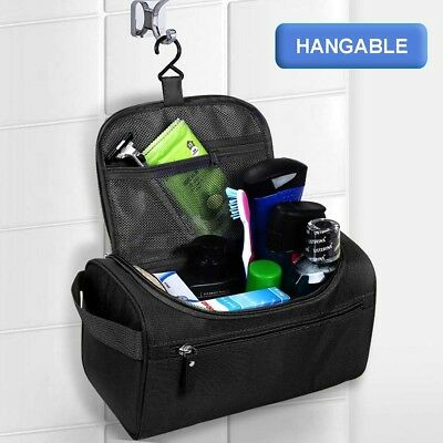 7e04e93a35 Men Gift Large Capacity Travel Toiletry Kit Wash Bag Waterproof Cosmetic  Holder