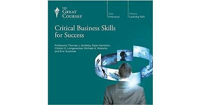 Critical Business Skills for Success Audiobook (Mp3, Download)