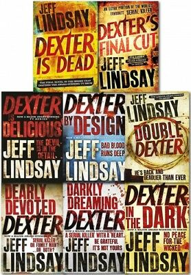 Dexter Complete Audiobook Collection - 8 books