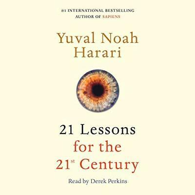 21 Lessons of the 21st Century Audiobook (Mp3, Download) by Yuval Noah Harari