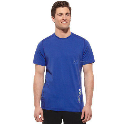 Reebok CrossFit DST Perfcot Men's T-shirt PlayDry Thermoactive Training Gym Tee