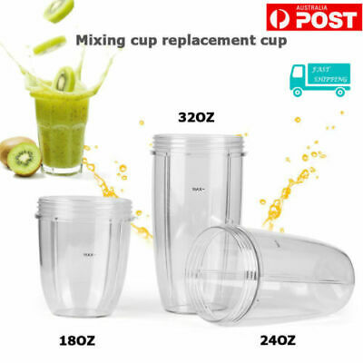 For Nutribullet Blender Cups Juicer Mixer Mug Cup Replacement Parts 600/900w