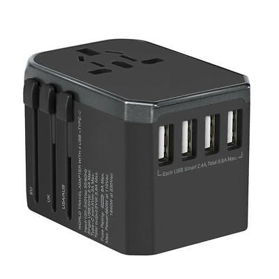 Universal Travel Power Adapter - EPICKA All in One Worldwide International Wall