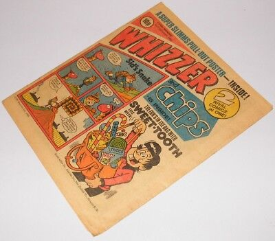 Whizzer and Chips, 9th February 1980 issue - Vintage Retro Comic -  Buster - s_4