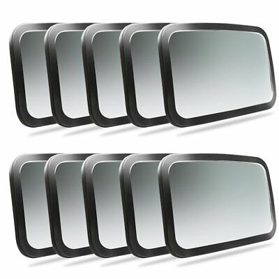 10 PCS Adjustable Wide Car Rear Seat View Mirror Baby/Child Seat Car Safety BE