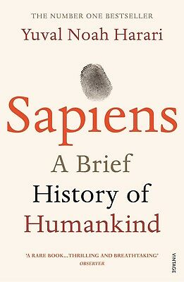 Sapiens: a Brief History of Human Kind Audiobook (Mp3, Download)