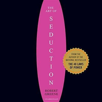 The Art of Seduction Audiobook (Mp3, Download) by Robert Greene
