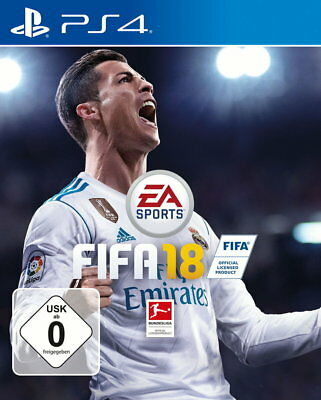 FIFA 18 - Standard Edition - PlayStation 4 PS4 NEU OVP