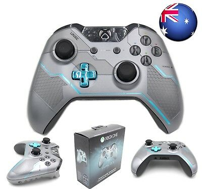 AU Halo 5 Guardians Edition MS X box One Wireless Game Controller Gamepad fr PC
