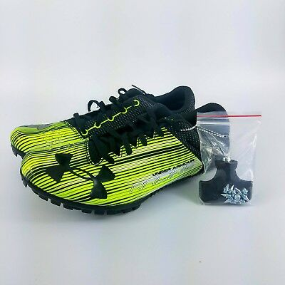 under armour spikes for track