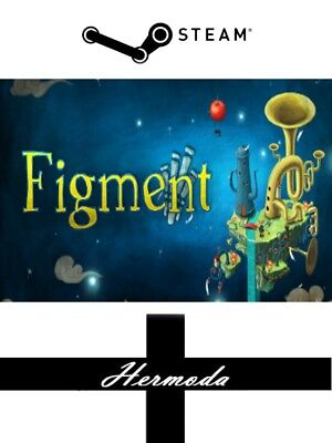 FIGMENT STEAM KEY - for PC, Mac or Linux (Same Day Dispatch