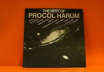 Procol Harum - The Best Of - A&m 1972 - Gatefold Excellent Lp Vinyl Record