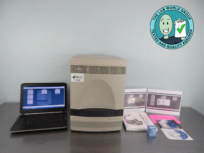 ABI 7500 Fast  Applied Biosystems Real-Time PCR System with Warranty SEE VIDEO