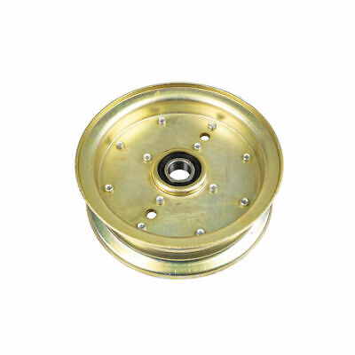 Heavy Duty Flat Idler Pulley Replaces 539132728 539131148 539112196 589766101