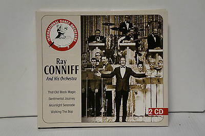 Ray Conniff and his Orchestra aus der Serie Intern. Dance Orchestr. DoppelCD (2)