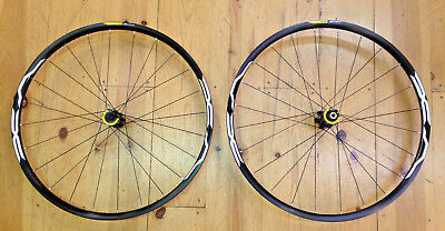 daa5fd20734 Mavic XA Light 29 Boost - Shimano Freehub - Tubeless Boost MTB Wheelset
