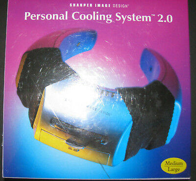 Sharper Image Personal Cooling System 30 9996 5996 Picclick