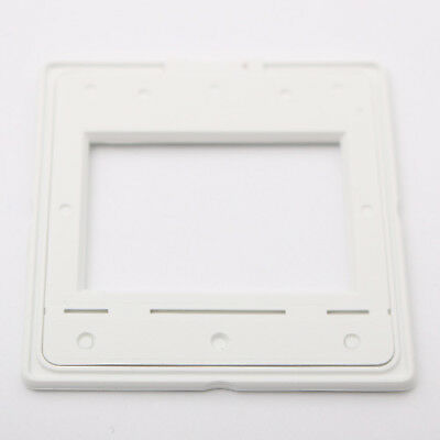 Matin 35mm Slide Mounts 24 x 36mm 5x5 Frame Glassless Two-Piece Trays (10 Pack)