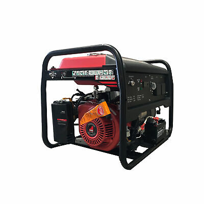 Generator Portable Electric Start 2.2kW - 3.8 kW Rated Petrol Powered 6.5-7.5 HP