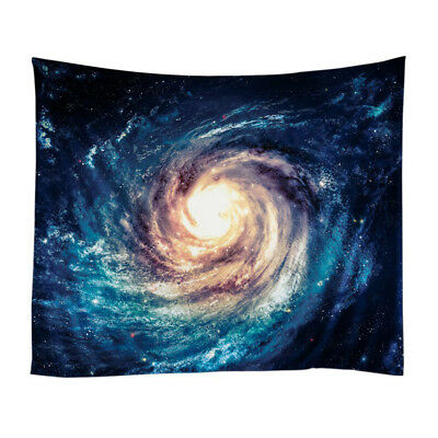 Nebula Tapestry Space Decorations , Galaxy Stars in Space Celestial Astrono T2J4