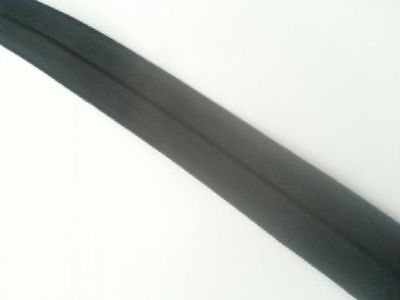 """WHOLESALE 200 yards black fold over foe 3/4"""" Great for hair tie"""