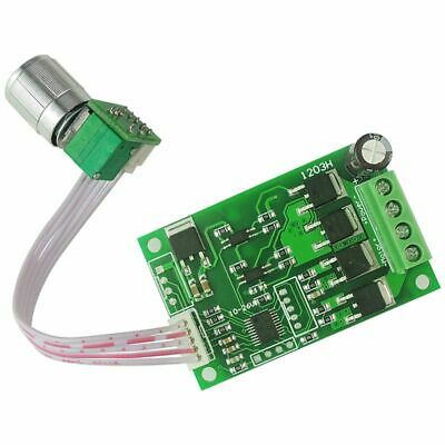 DC 12V - 24V 3A MAX DC Motor Speed Controller Governor Controller With knob S8H2