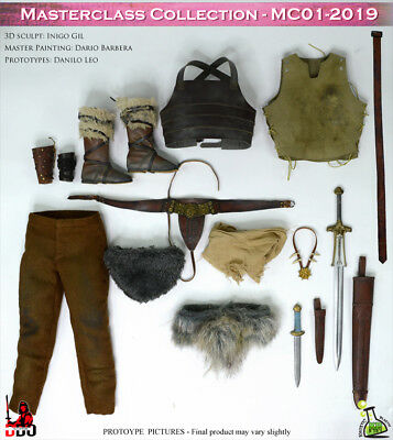 Kaustic Plastik Masterclass CollectionsConan the Barbarian Accessories Suit