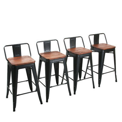 Groovy 4 24 Metal Bar Stools Counter Height Barstool Chairs Low Gmtry Best Dining Table And Chair Ideas Images Gmtryco