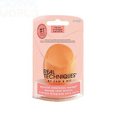 Real Techniques Miracle Complexion Makeup Sponge for full cover 1