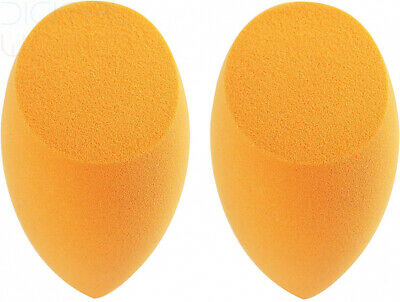 Real Techniques Miracle Complexion Makeup Sponge for full cover 2 Sponges