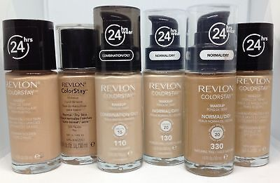 Revlon Color Stay Colorstay Foundation 1oz CHOOSE YOURS