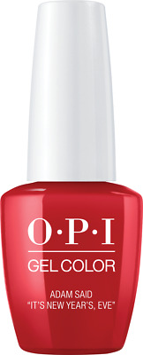 Opi Gelcolor - Xoxo Love - Hpj09 Adam Said It´s New Year´s Eve - Gel Color 15Ml