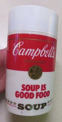 Campbell's Soup Fuel For Fitness - Soup Is Good Food Plastic Insulated Thermos