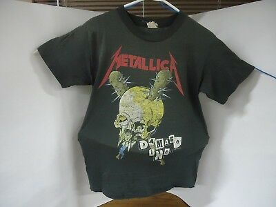 LG XXL New Metallica Damage Inc T-Shirt MD XL
