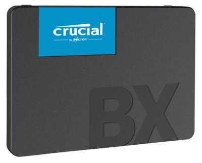 Crucial BX500 SSD 2,5  120GB NEW