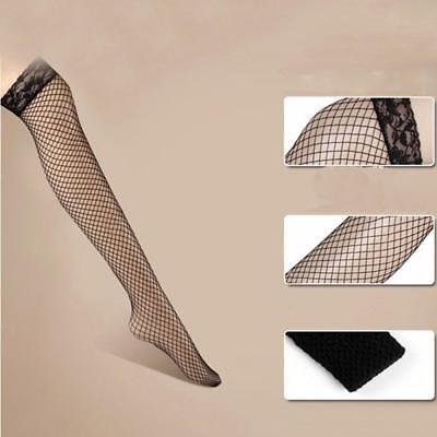 Best Sexy Lace Top Fishnet Mesh Thigh High Stockings Tights Pantyhose Long Socks