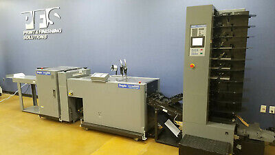 Duplo System 5000 Air-Feed Collator & Automated Booklet Maker – Horizon Morgana