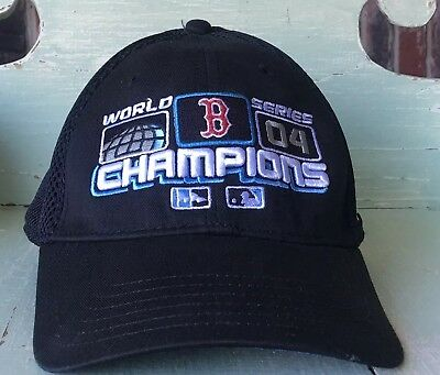 8cd78c99a6d Boston Red Sox 2004 World Series Champions New Era Hat men s One Size fits  Most