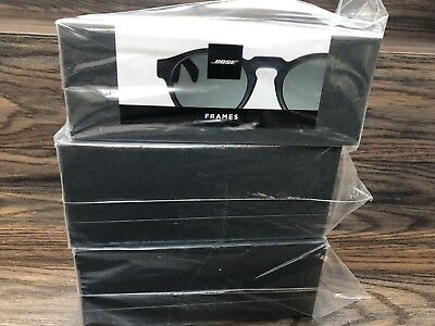 Bose Frames Audio Augmented Reality Sunglasses RONDO Style 99% UVA/UVBProtection