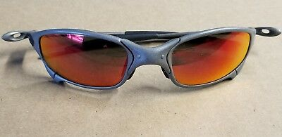 55884f36c RARE ORIGINAL OAKLEY Juliet X Metal - Ruby Iridium Lens - $316.11 ...