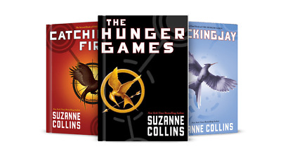 The Hunger Games Trilogy Audiobooks (Mp3, Download)