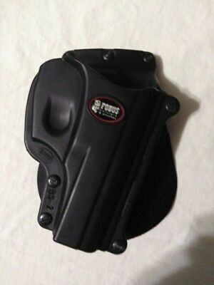 PADDLE HOLSTER FOR Bersa Pro 9Cc 380 9Mm/40 Ultra Com 17Rd