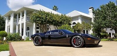 Ford Ford Gt  Ford Gt  Opt Solid Black
