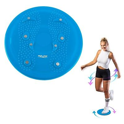 Azure Shaping Twister Balance Board Ab Abdominal Core Thigh Exercise Trainer