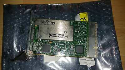National Instruments ni PXI-6250 16 Ai (16-Bit, 1.25 Ms/S ), 24 Dio, Pxi Multif