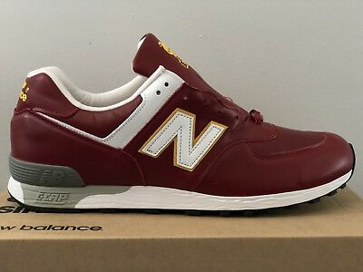 wholesale dealer bf22c d8c02 NEW BALANCE 576 Liverpool M576LFC Size 13 Made In England Limited Edition  1204