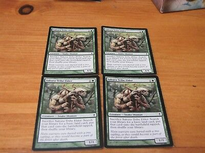 4 Sakura-Tribe Elder Conspiracy   MN To GOOD ConditioN