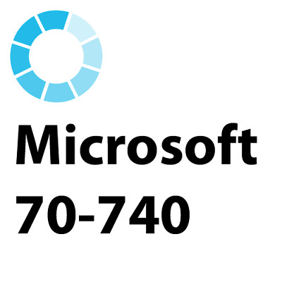 Microsoft 70-740 MCSA Installation Storage and Compute Exam Test Simulator PDF