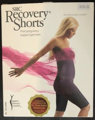 SRC recovery shorts XXL new in box