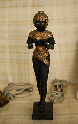 Royal Ancient Statue of Queen Cleopatra| Vintage handmade Cleopatra Statue